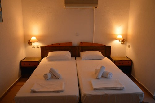 Erato bed Apartment 9 Muses Agios Nikolaos Creta