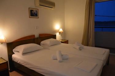 Polyhymnia bed Apartment 9 Muses Agios Nikolaos Creta