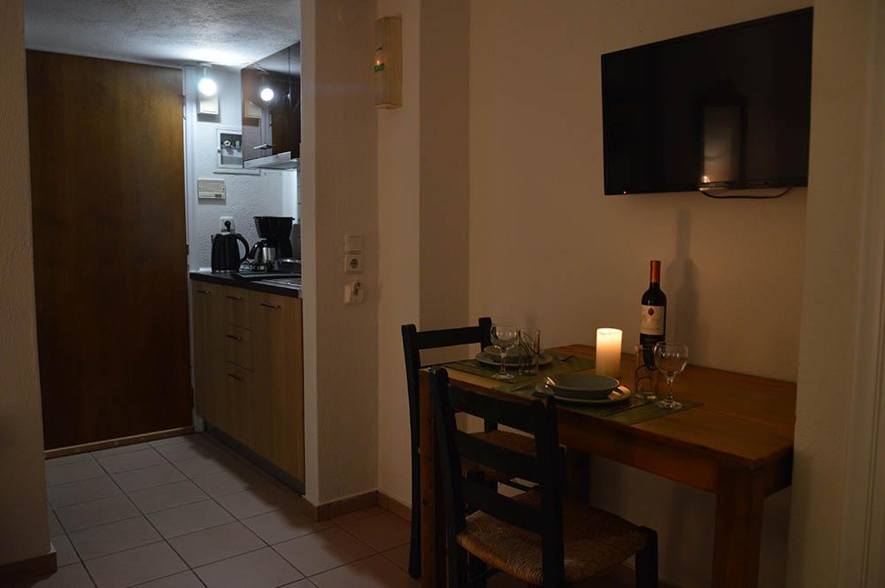 euterpe living room 9 muses apartment agios nikolaos